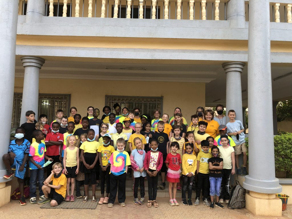 Elementary Group Picture